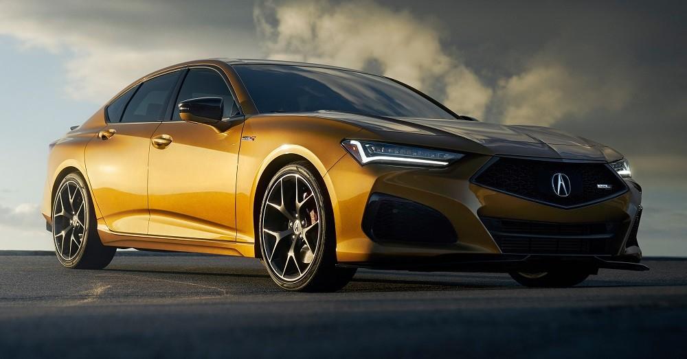 Acura TLX 2021 trình làng tại thị trường Mỹ
