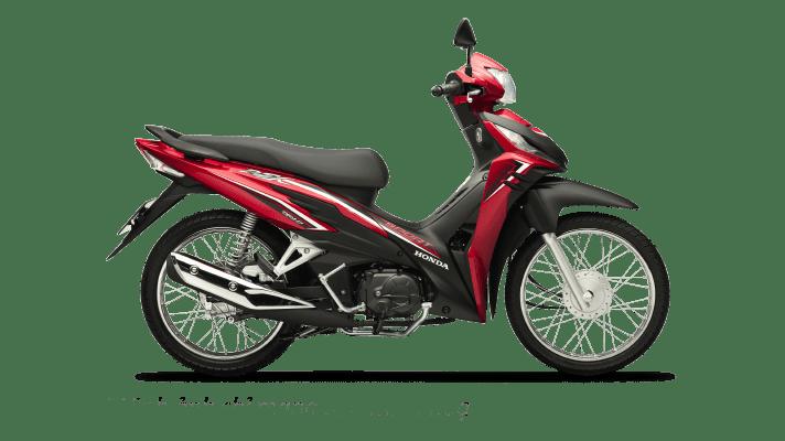 Honda Wave RSX Vành nan Phanh đĩa đỏ
