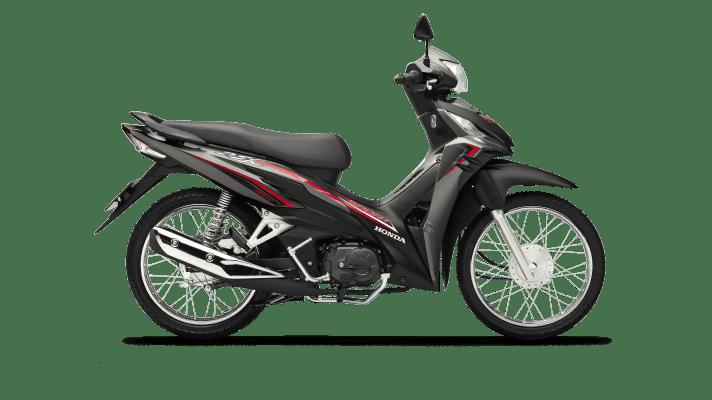 Honda Wave RSX Vành nan Phanh đĩa đen