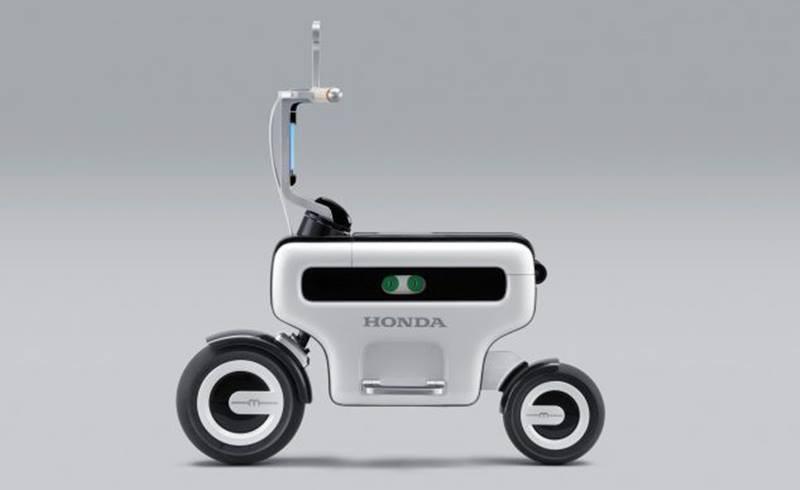 Mẫu xe điện đặc biệt được hé lộ vào năm 2020 của Honda