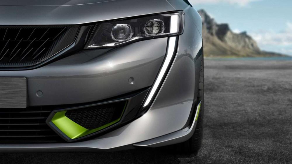 Giá xe Peugeot 508 2021