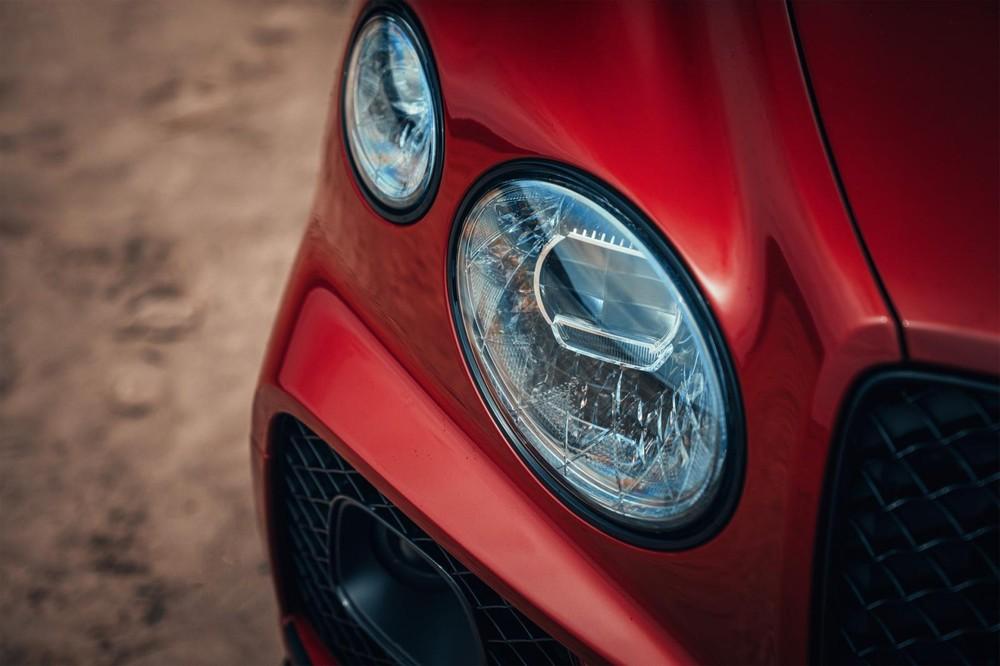 Đèn pha của Bentley Bentayga S 2022
