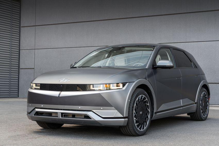Hyundai Ioniq 5 2021 ra mắt thị trường Mỹ