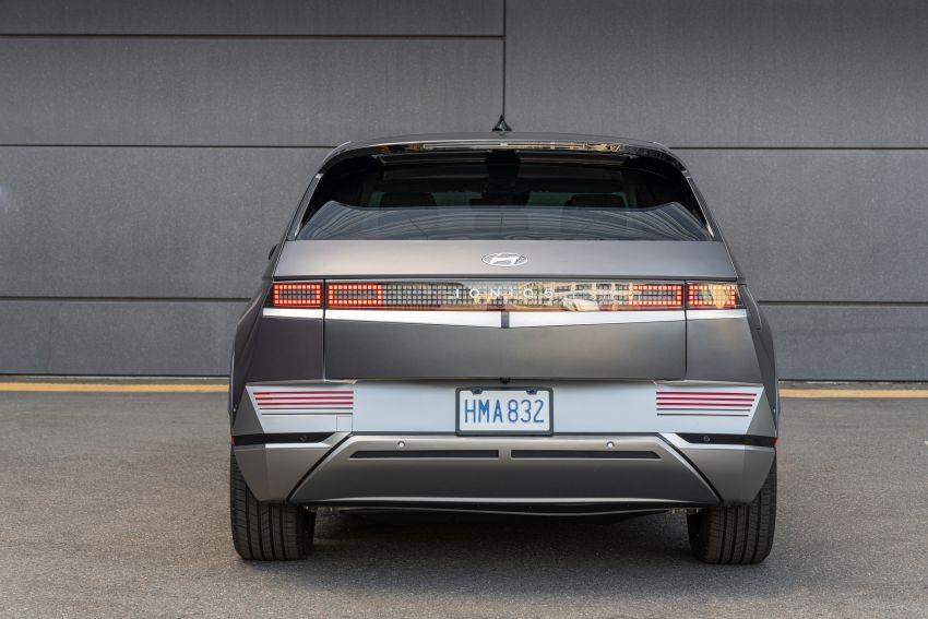 Hyundai Ioniq 5 2021 bản AWD mạnh hơn nhưng phạm vi hoạt động ngắn hơn bản RWD