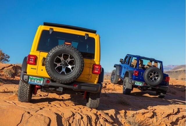 Giá xe Jeep