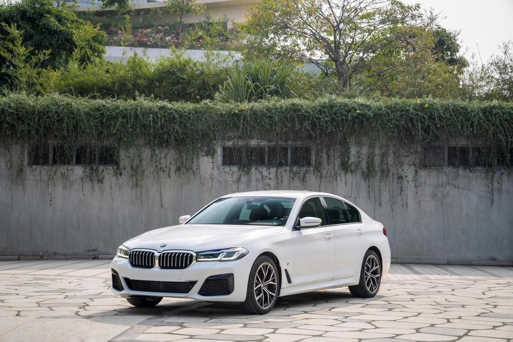 BMW 520i M Sport 2021.