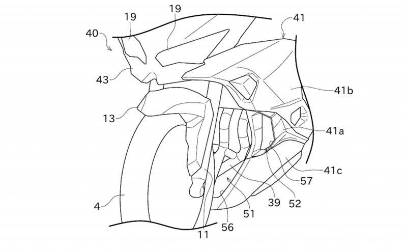 Bản vẽ liệu có được thực hiện trên chính Kawasaki ZX-4R?