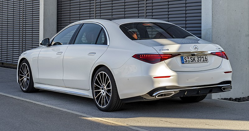 Cả hai phiên bản của Mercedes-Benz S-Class 2021 tại Thái Lan đều dùng động cơ diesel