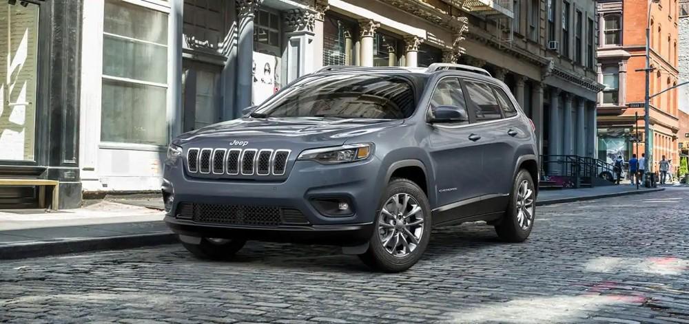 Giá xe Jeep Cherokee