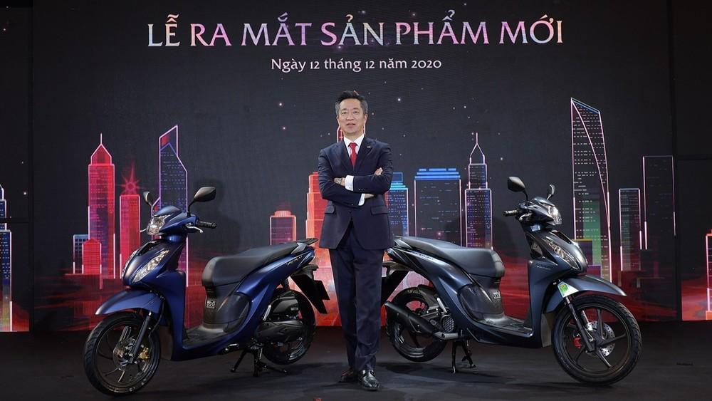 Năm tài chính 2021 của Honda Việt Nam tính từ tháng 4/2020 – tháng 3/2021.
