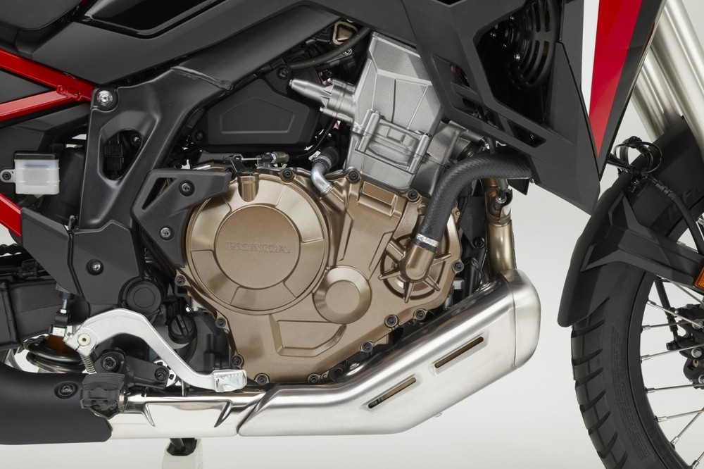 Động cơ xylanh đôi của Honda Africa Twin