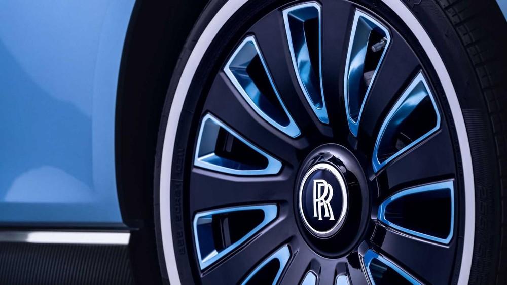 Vành của Rolls-Royce Boat Tail