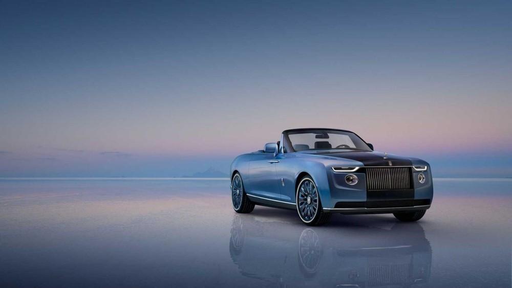 Chưa có thông tin về động cơ của Rolls-Royce Boat Tail