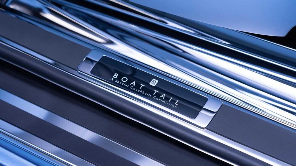 Chưa rõ giá bán của Rolls-Royce Boat Tail