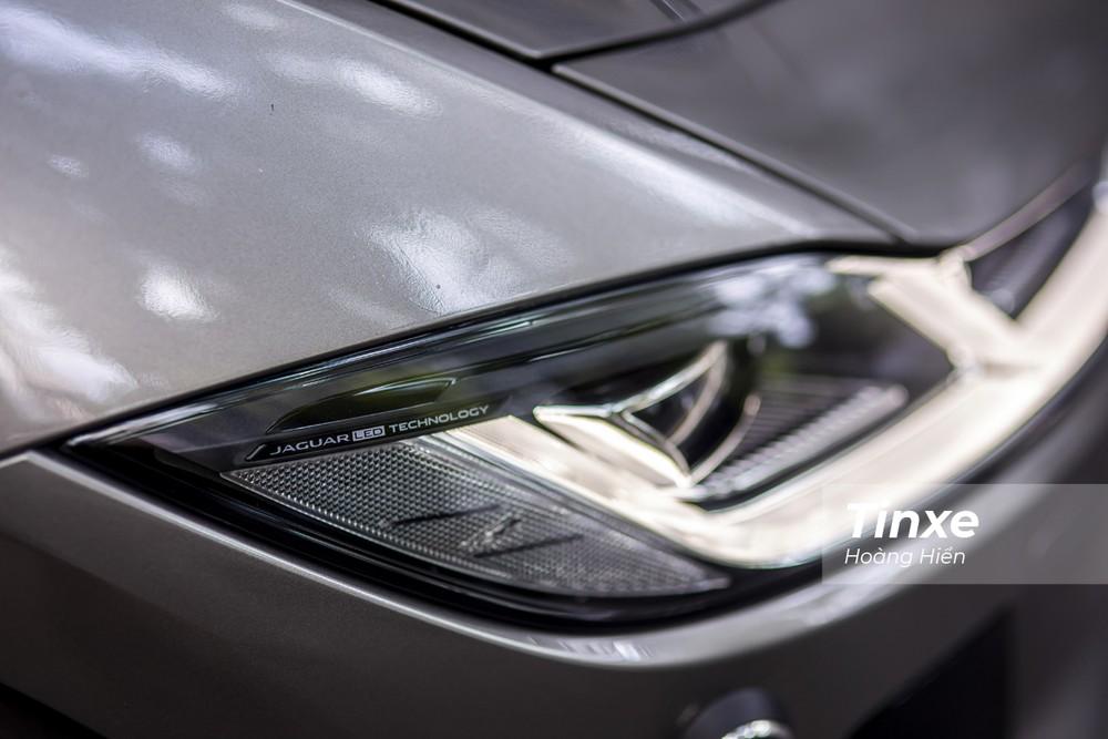 Công nghệ LED đặc trưng của Jaguar