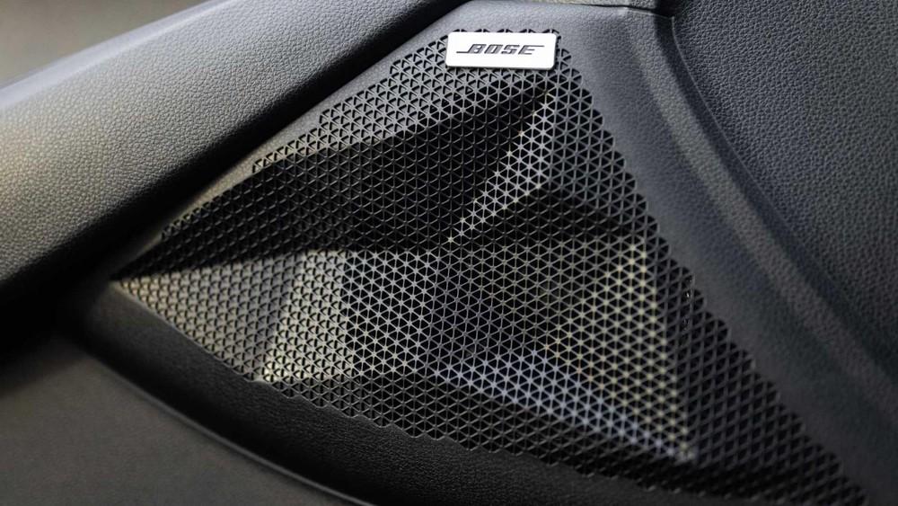 Hệ thống âm thanh Bose của Kia Seltos 2022