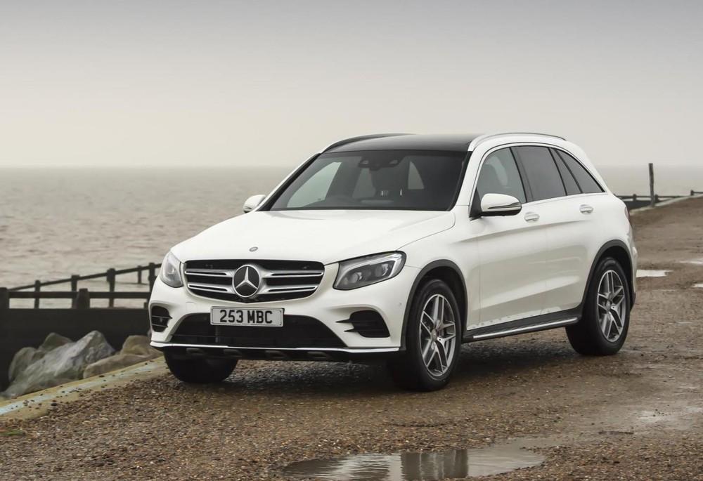 Hơn 264.000 chiếc Mercedes-Benz GLC và C-Class đang bị triệu hồi trên toàn cầu.