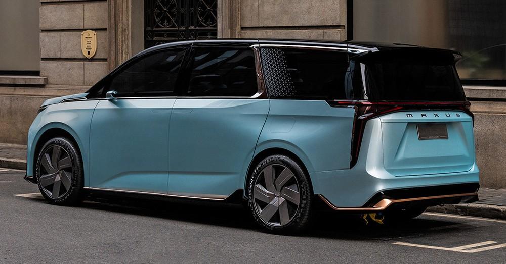 Thiết kế sườn xe của Maxus MIFA