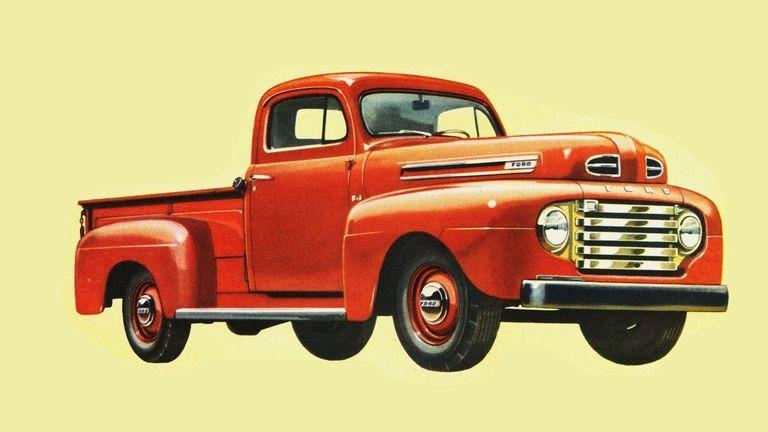 Ford F-Series thế hệ đầu tiên