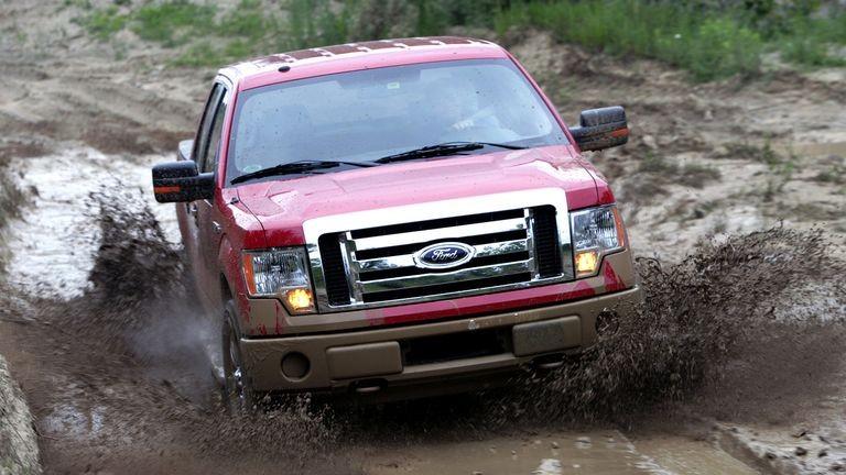 Ford F-Series thế hệ thứ 12