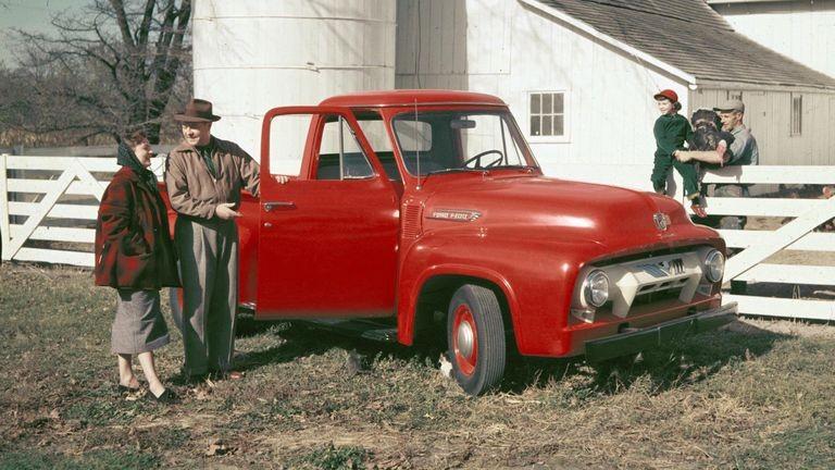Ford F-Series thế hệ II
