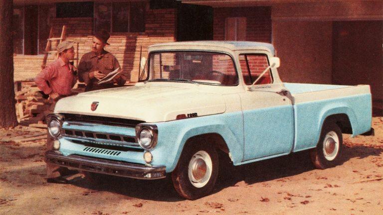 Ford F-Series thế hệ ba