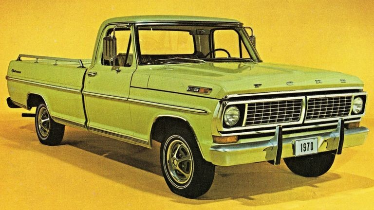 Ford F-Series thế hệ 5