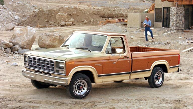 Ford F-Series thế hệ thứ bảy