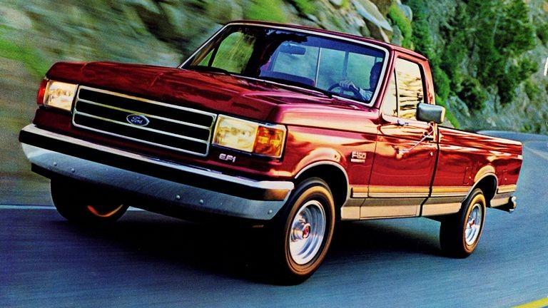 Ford F-Series thế hệ thứ tám