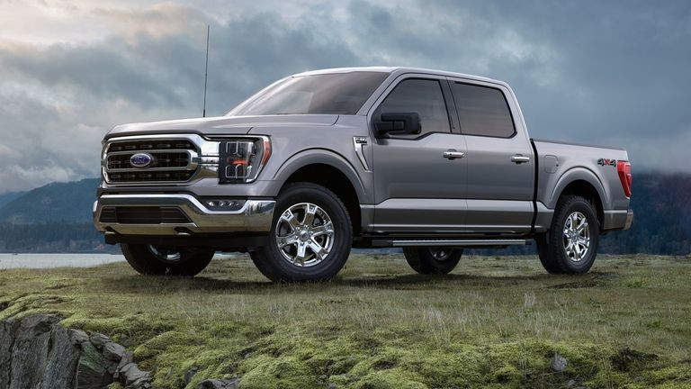 Ford F-Series 2021