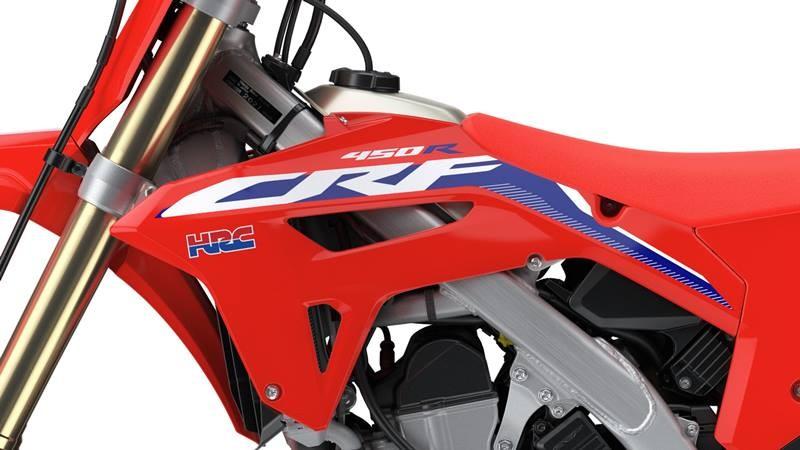 Honda CRF450R 2022 có giá bán khoảng 221 triệu tại Châu Âu