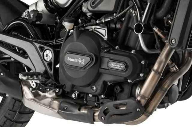 Khối động cơ trên xe nhiều khả năng sẽ chính là động cơ 500 phân khối quen thuộc của Benelli