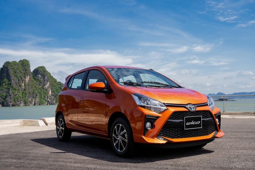 Toyota tung ưu đãi cho Wigo phiên bản mới