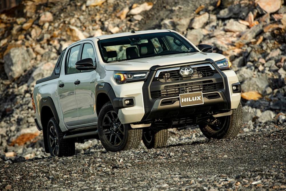 Toyota Hilux Adventure 2021.