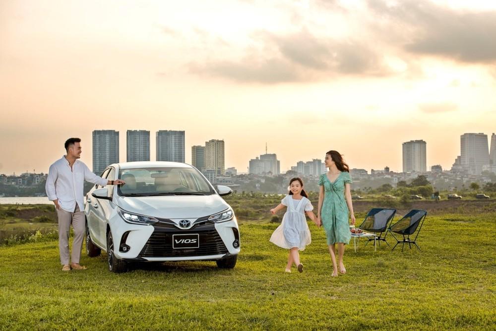 Toyota Vios 2021 là phiên bản nâng cấp giữa vòng đời, ra mắt Việt Nam vào cuối tháng 2 vừa qua.