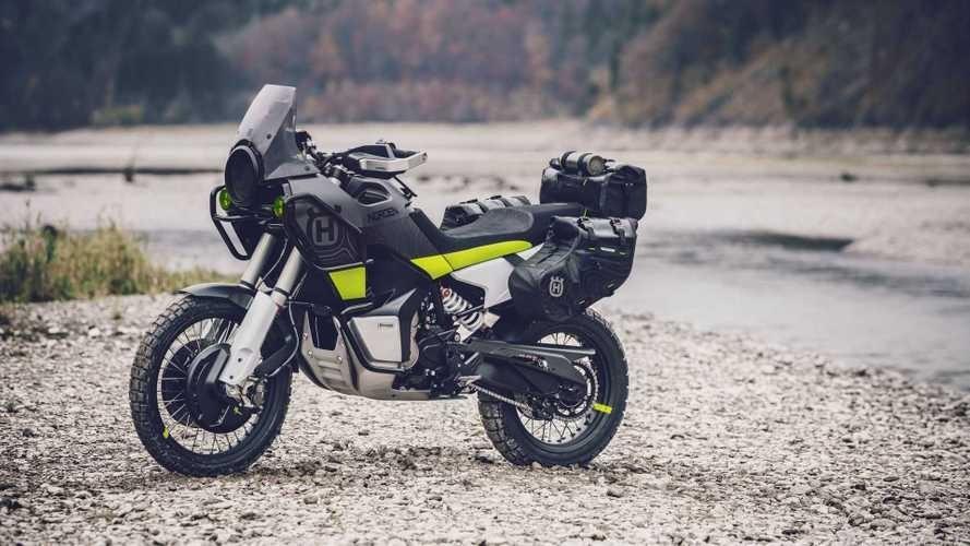 Liệu mẫu xe Adventure tuyệt đẹp 901 sẽ có mặt tại Việt Nam trong tương lai?