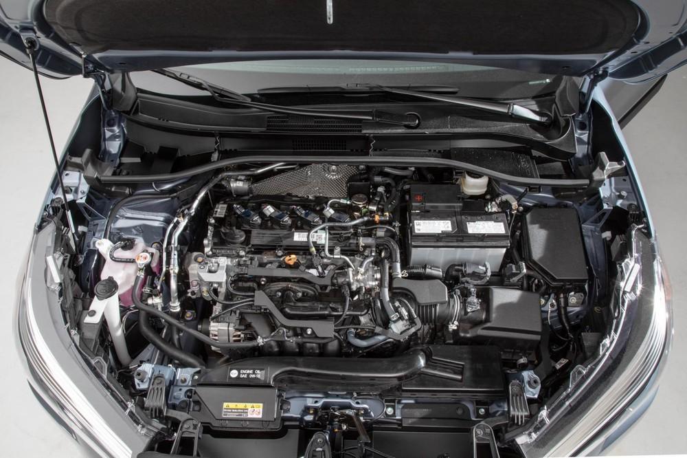 Toyota Corolla Cross 2022 tại Mỹ hiện không có phiên bản hybrid