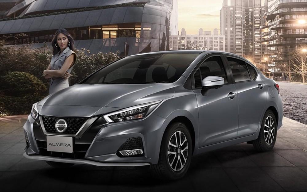 Nissan Almera Sportech 2021 ra mắt thị trường Thái Lan