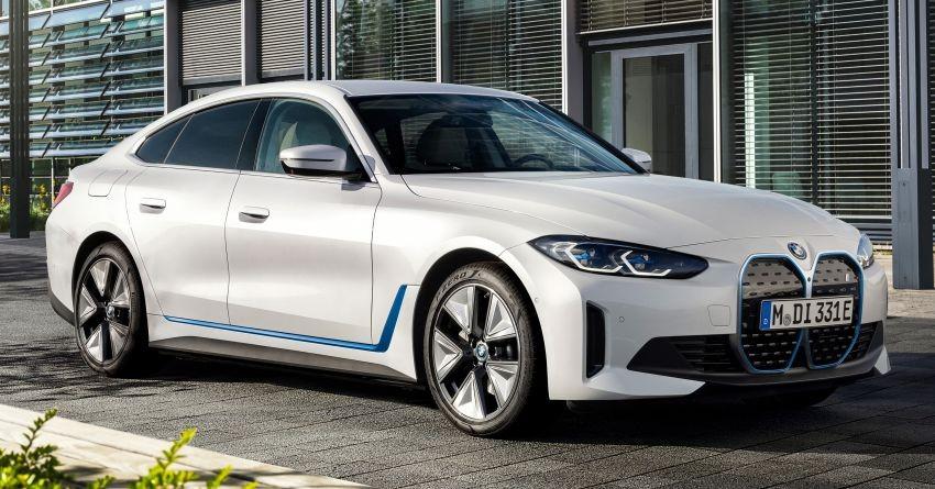 BMW i4 eDrive40 2022