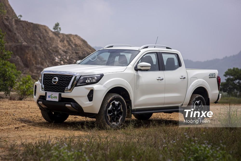 Nissan Navara 2021 sẽ là lựa chọn cho những người có nhu cầu sử dụng xe thường xuyên trong đô thị
