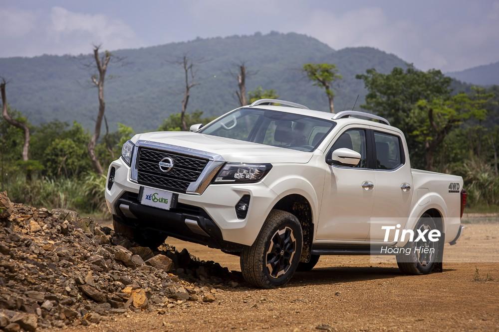 Khả năng offroad của Nissan Navara 2021 vẫn có thể khiến nhiều khách hàng hài lòng.