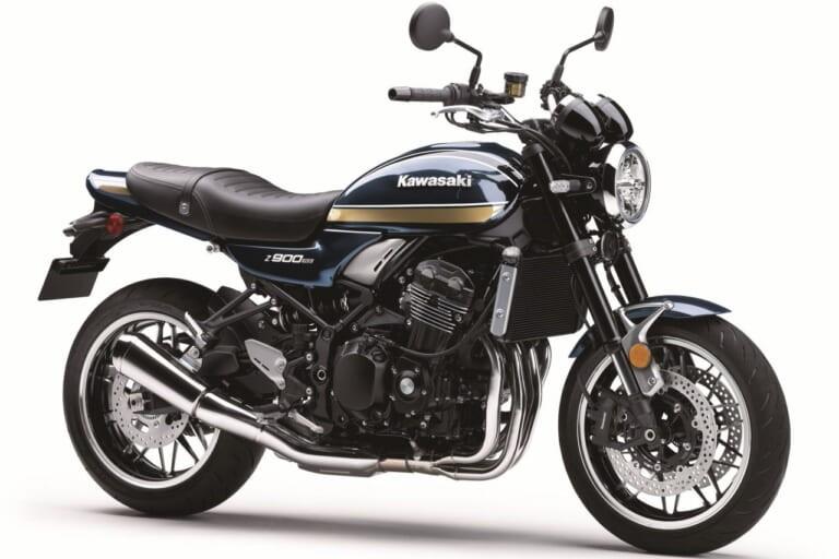 Kawasaki Z900RS 2022 ra mắt tại thị trường Bắc Mỹ