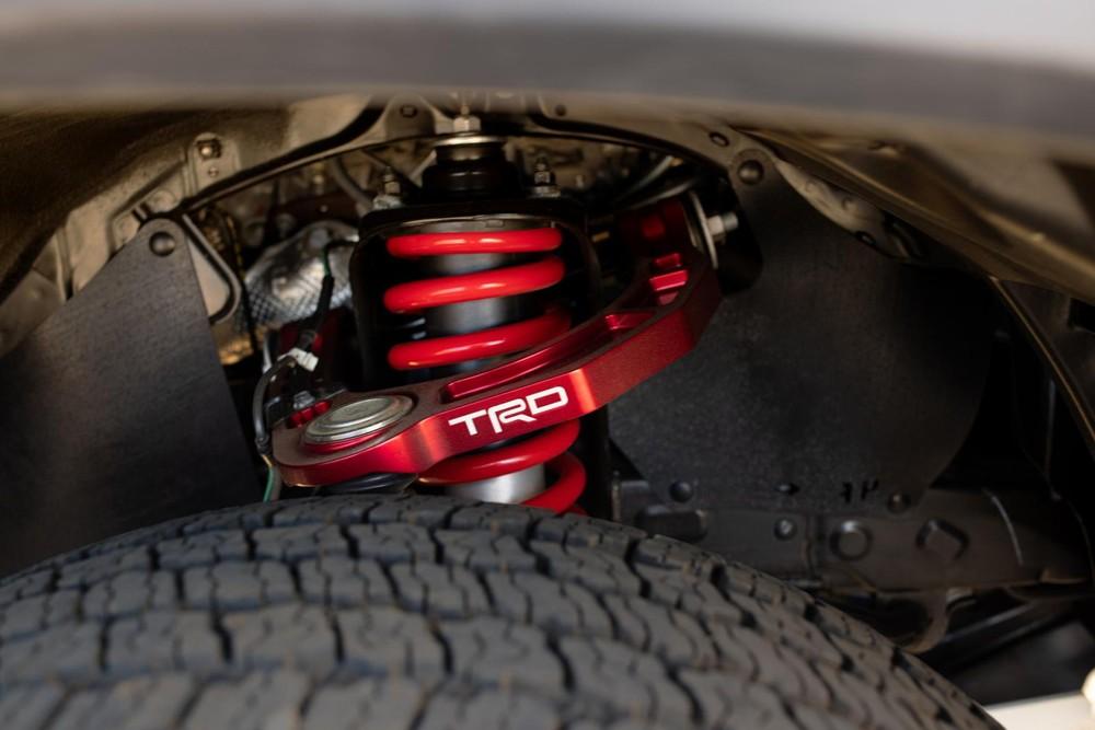 Lò xo nâng Toyota Tacoma TRD Pro