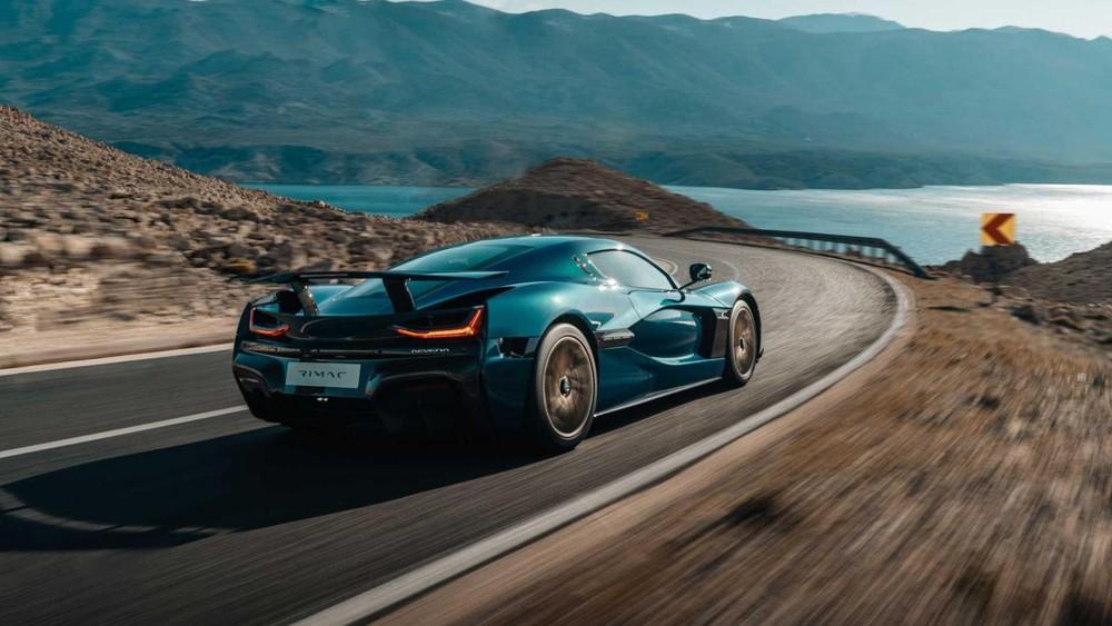 Rimac Nevera là một trong những siêu xe đường phố nhanh nhất thế giới hiện nay
