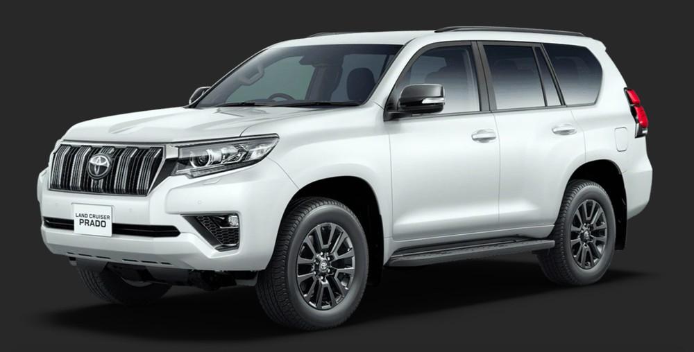 Toyota Land Cruiser Prado 70th Anniversary 2021 ra mắt tại thị trường Nhật Bản
