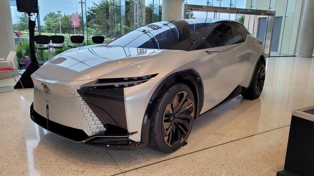 Lexus LF-Z Electricfied Concept