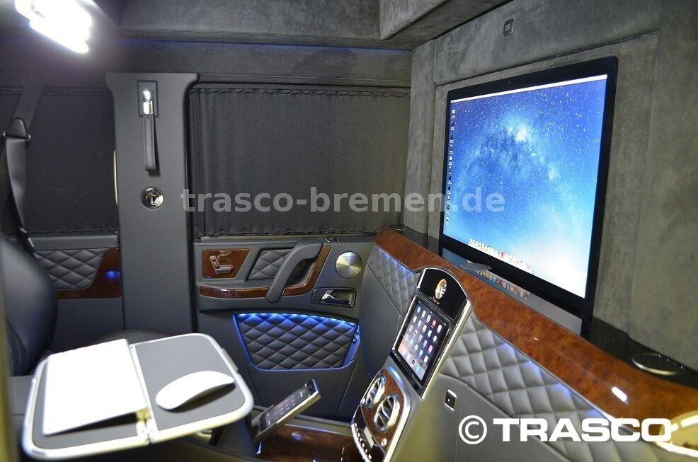 Màn hình iMac 27 inch của Mercedes-AMG G63 bọc thép chống đạn