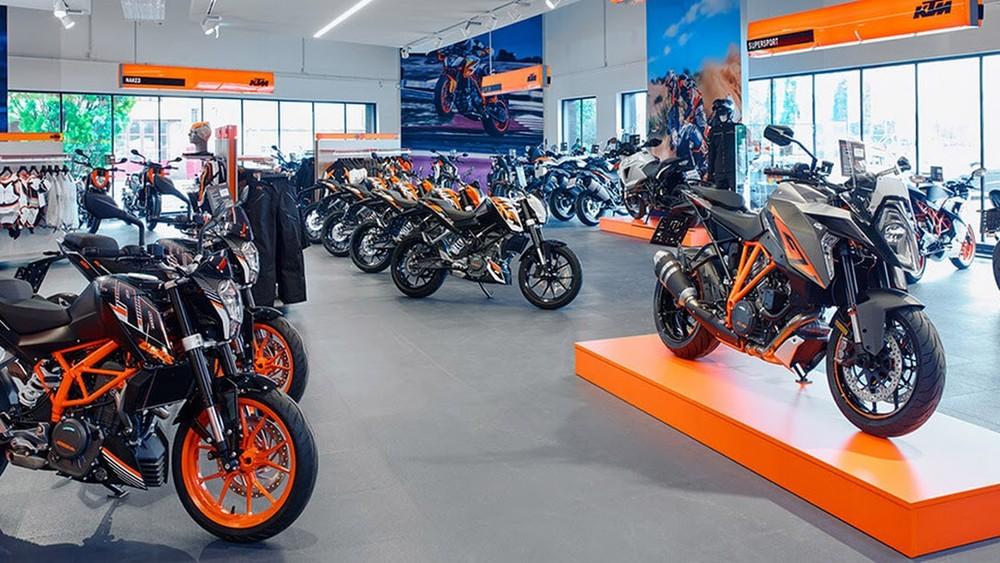Al Naboodah Việt Nam sẽ tiếp quản KTM tại thị trường nước ta