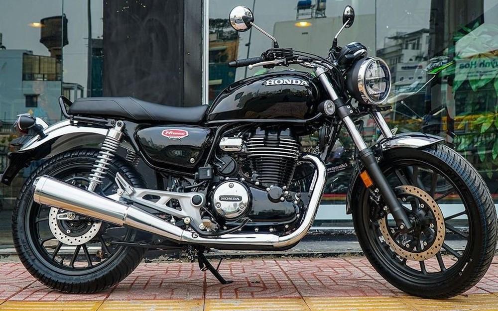 Honda CB350 H'ness có mặt tại thị trường xe mô tô Việt Nam