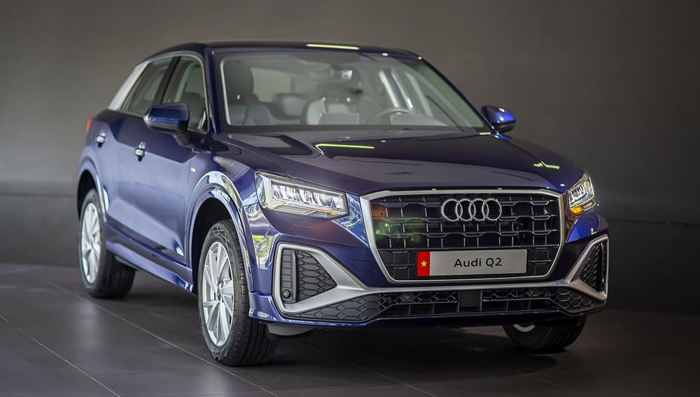 Audi Q2 2021 dài hơn 17mm so với người tiền nhiệm.